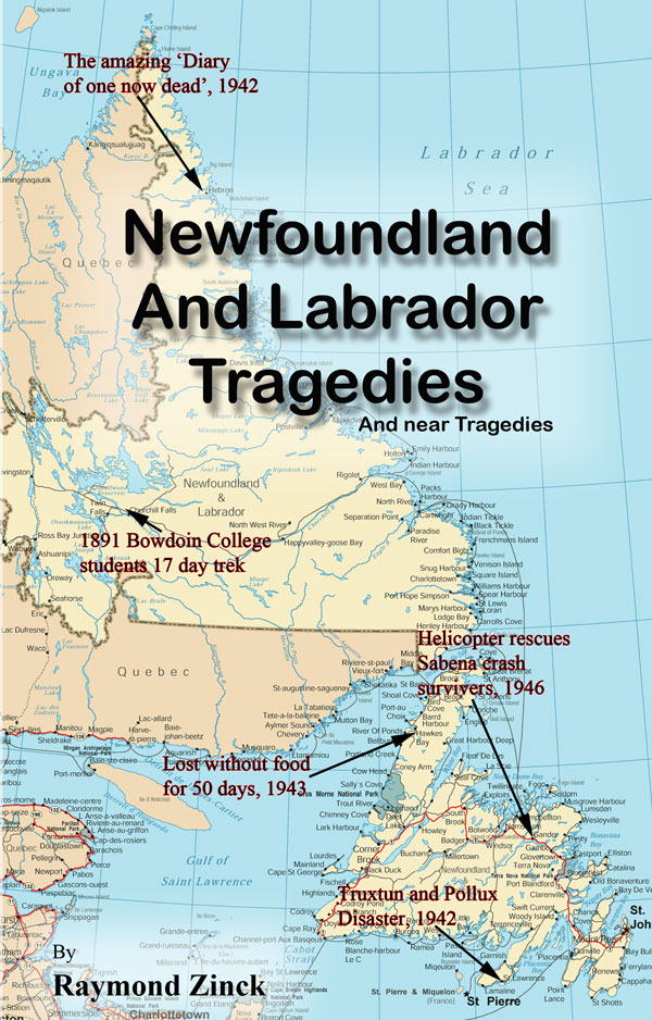 Newfoundland and Labrador Tragedies